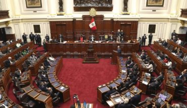 El Parlamento aprueba referendo anticorrupción en Perú