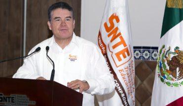 El SNTE se fortalece con la unidad de sus agremiados