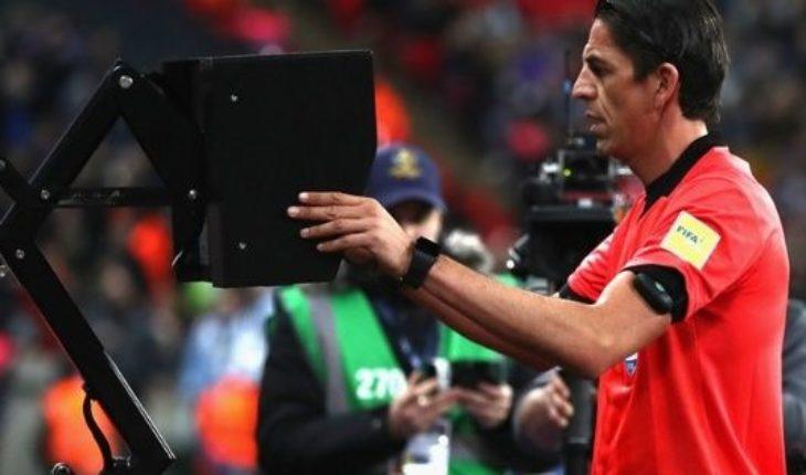 El VAR sigue haciendo historia y llega a la Champions League