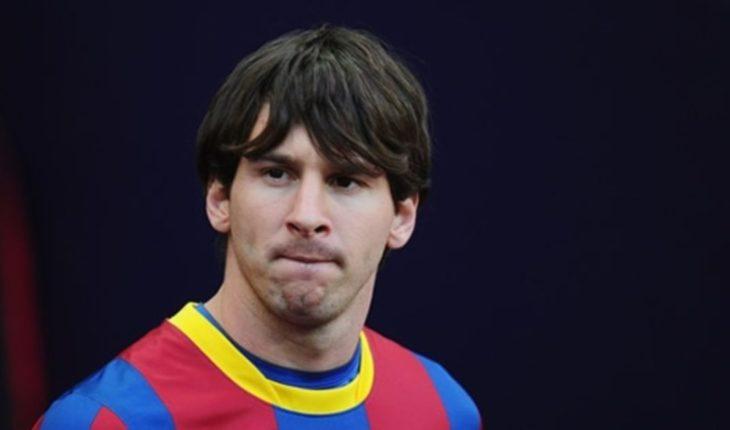 El cambio de look de Lionel Messi con el paso del tiempo