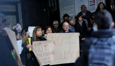 El gobierno se querellará por ataque de encapuchados en el Instituto Nacional
