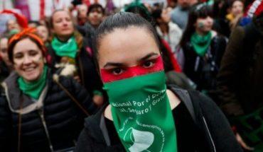 """El homenaje frustrado a """"los senadores valientes"""" y un mensaje claro: la Campaña por el Aborto Legal no se rinde"""