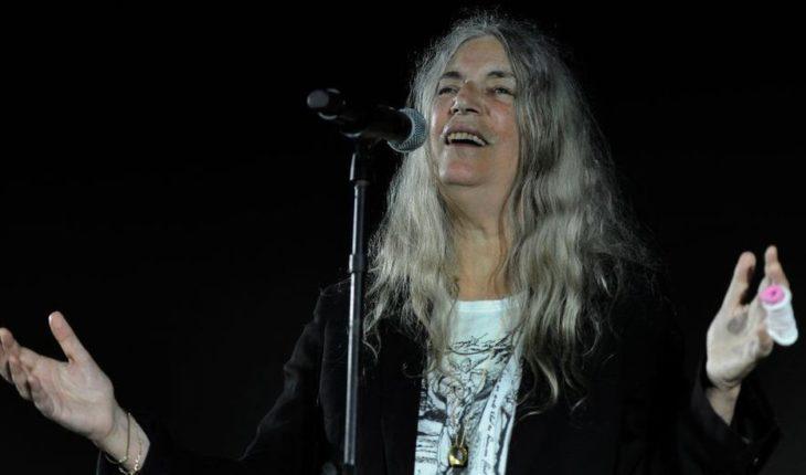 El mensaje de unidad de Patti Smith
