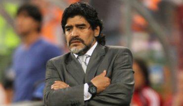 El pésimo paso de Maradona como entrenador