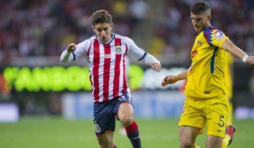 El posible once de Chivas y América para el Clásico