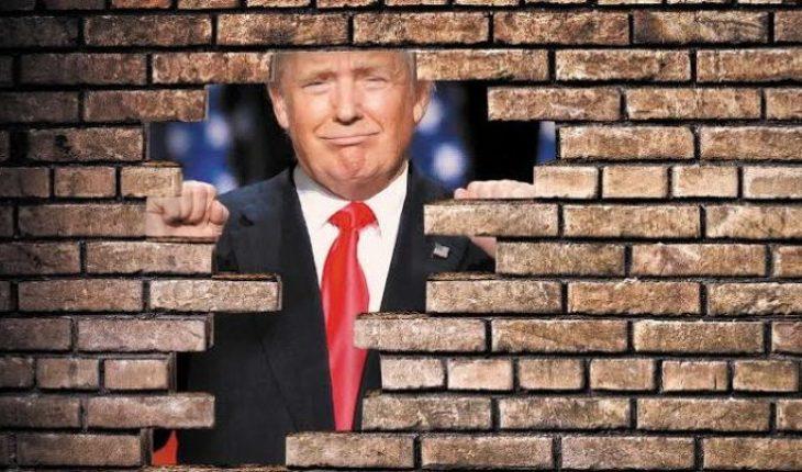 El segundo muro de Trump