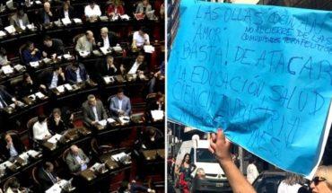 #ElCongresoPorLaEducación: Intentos dentro y fuera del recinto para paliar la crisis en el sector