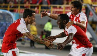 En vivo: Independiente Santa Fe vs Boyacá Chicó | Liga Águila