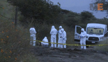 Encuentran el cadáver baleado de un hombre cerca de La Aldea, en Morelia, Michoacán