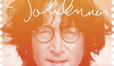 Este es el homenaje del servicio postal de EEUU a John Lennon