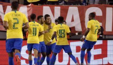 Fútbol en vivo: Amistoso | Brasil vs El Salvador; Fecha FIFA