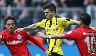 Fútbol en vivo: Borussia Dortmund vs Eintracht Frankfurt   Fecha 3, Bundesliga