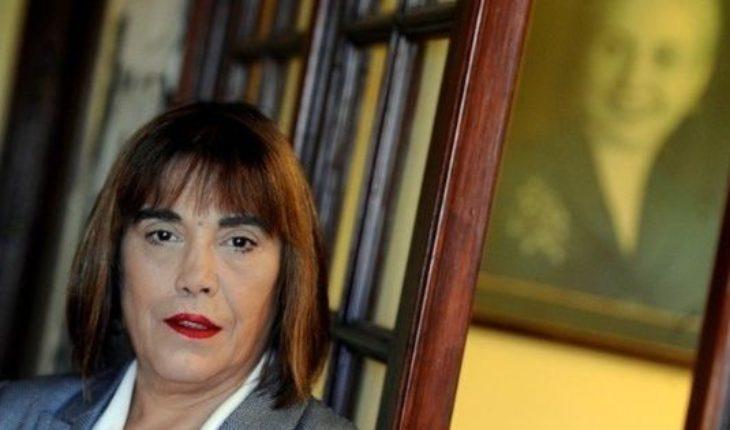 Fabiana Tuñez no para ni por los recortes que recibirá el Instituto Nacional de las Mujeres