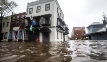 Florence deja ciudades inundadas y 15 muertos a su paso
