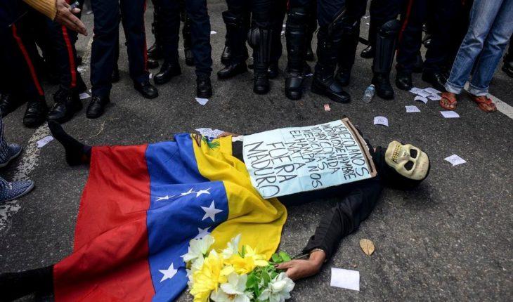 Francia apoya investigar crímenes de lesa humanidad en Venezuela