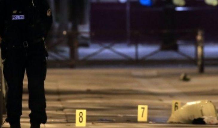 Francia: atacante con puñal deja siete heridos en París
