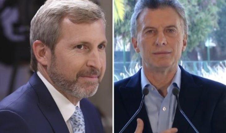 """Frigerio: """"Ahora tenemos probar que el presidente Mauricio Macri es el mejor piloto de tormentas"""""""