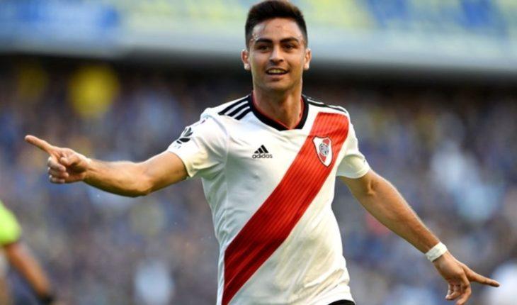 Gallardo aguarda por 'Pity' Martínez para enfrentar a Independiente