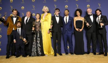 """Game of thrones"" y ""The Marvelous Mrs. Maisel"" triunfaron en los Emmy"