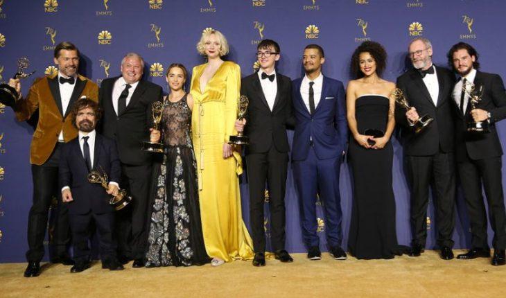 """Game of thrones"" y ""The Marvelous Mrs. Maisel"" triunfaron en los Emmy"