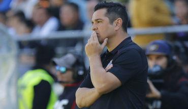 Héctor Tapia reconoció tensión previo al duelo de ida con Palmeiras