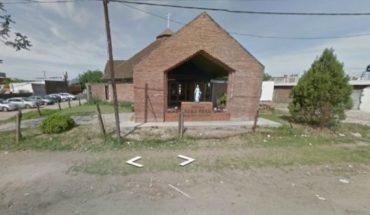 """Habló el cura de la iglesia baleada por narcos: """"La calle es tierra de ellos"""""""