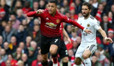Hinchas del United se hartaron de Alexis Sánchez