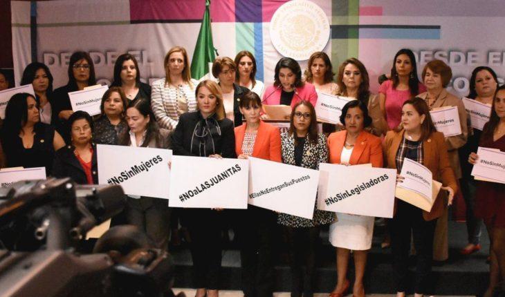 Hombres no ocuparán cargos de mujeres en Chiapas