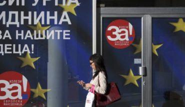 Identidad nacional puesta a prueba en referendo en Macedonia