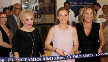Inaugura El Dictamen exposición por sus 120 años de historia