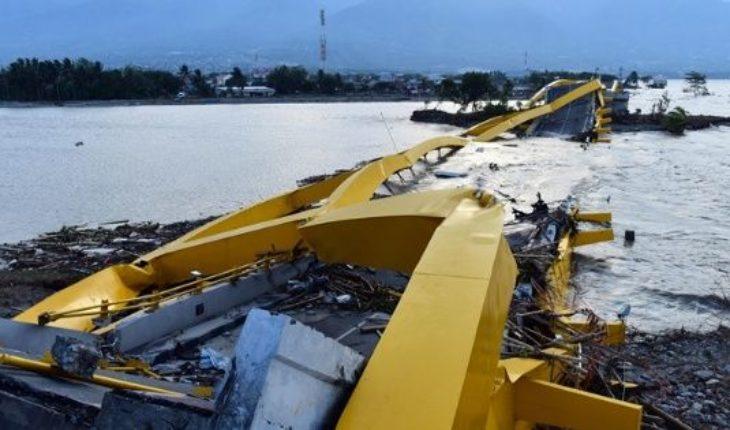 Indonesia: 385 muertos y más de 540 heridos tras el tsunami