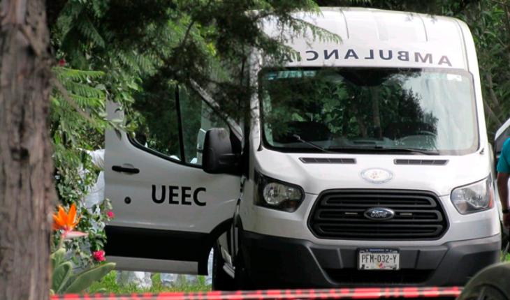 Investigan deceso de policía hallado en el fraccionamiento La Huerta de Morelia, Michoacán