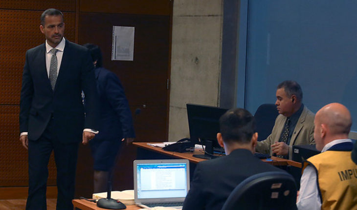 Iván Nuñez declaró en juicio oral contra Rafael Garay