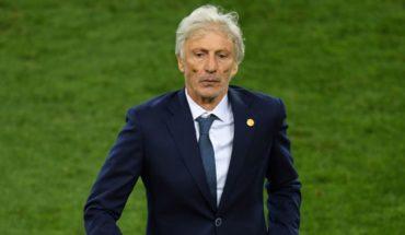 José Pekerman deja la dirección técnica de la selección Colombia