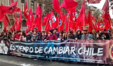 Juventudes Comunistas de Chile: 86 años de historia