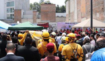 La CDMX recuerda y pide justicia para las víctimas del 19S