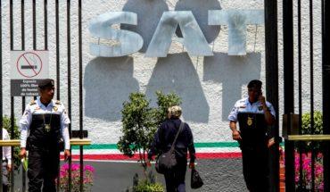 El SAT perdonó 15 mil millones de pesos de impuestos a empresas.