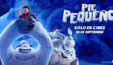 La aventura de Pie Pequeño y tres cintas mexicanas se adueñan de las salas este fin de semana