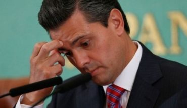 La despedida de Peña Nieto