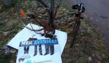 La europeización de los antieuropeos. Cartel de campaña del partido Demócratas de Suecia. Foto: Blondinrikard Fröberg (CC BY 2.0). Blog Elcano