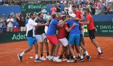 La insólita coincidencia que tendrá la final de la Copa Davis