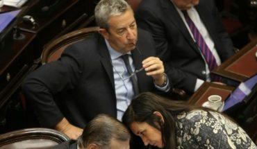 La pareja de Julio Cobos, nuevamente nombrada asesora