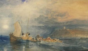 La poderosa naturaleza retratada por el pintor inglés J.M.W Turner llega por primera vez a Chile