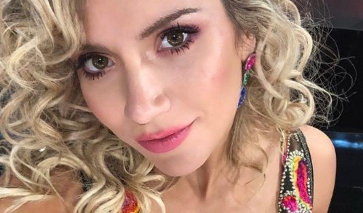 La reacción de Laurita Fernández al darse a conocer su supuesta nueva relación amorosa