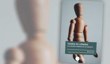 """Libro """"Teoría de Género o el mundo soñado de los ángeles"""" de Bérénice Levet"""