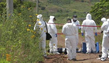 Localizan el cadáver de un hombre envuelto en colchón inflable en Morelia, Michoacán
