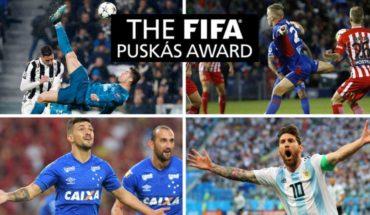 Los 10 candidatos al Premio Puskas