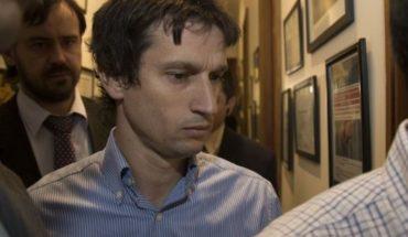 Los chats que complican a Diego Lagomarsino sobre la muerte de Alberto Nisman