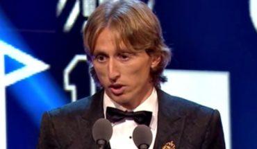 Los ganadores de los Premios 'The Best' de la FIFA