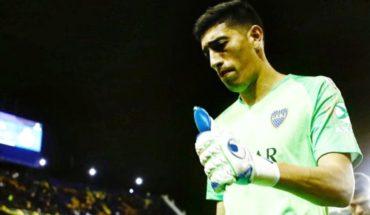 Los posibles sustitutos de Esteban Andrada en Boca Juniors